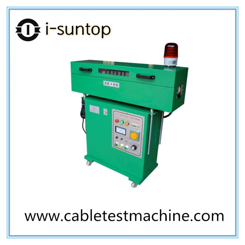 Power frequency spark test machine