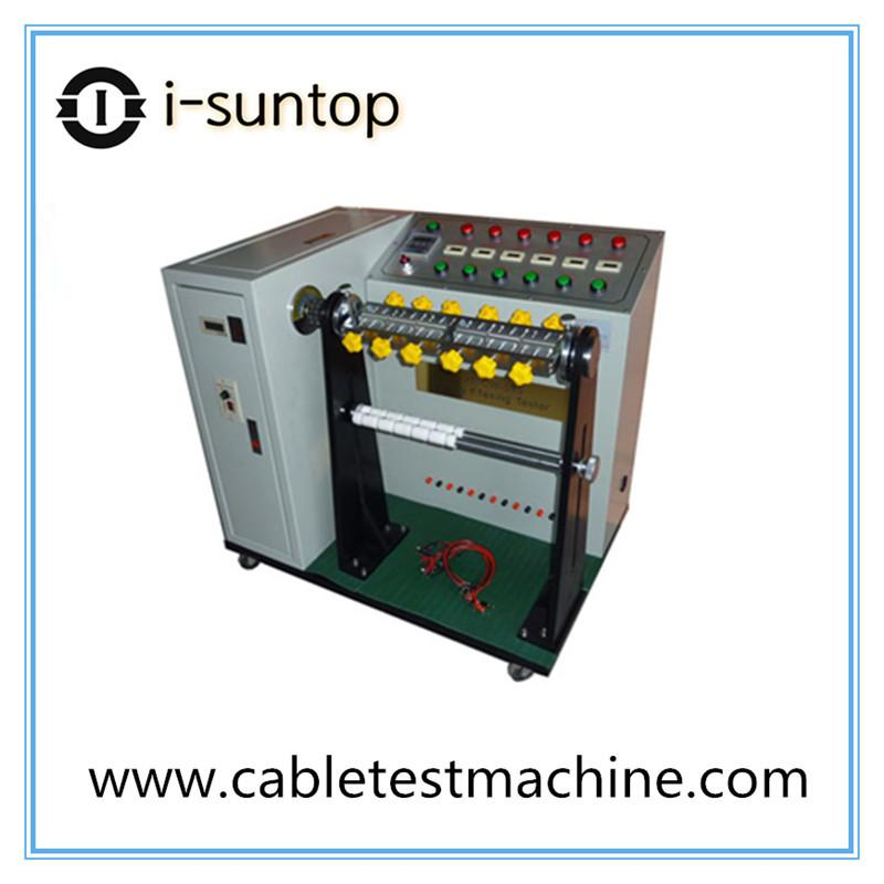 XL-CW-535 Plugs wire bending test machine